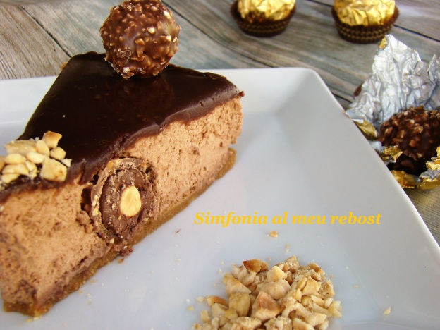 Tarta Ferrero 2
