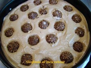Tarta Ferrero 4